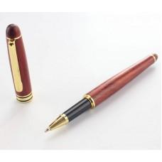 Шариковая ручка из красного дерева