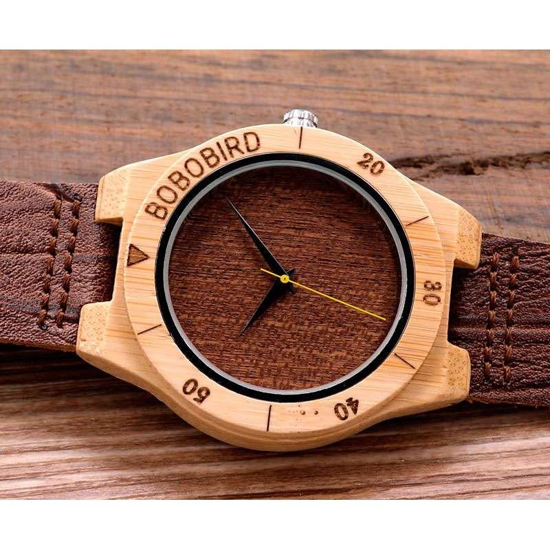 Bobo Bird E14 (Водонепроницаемые часы)